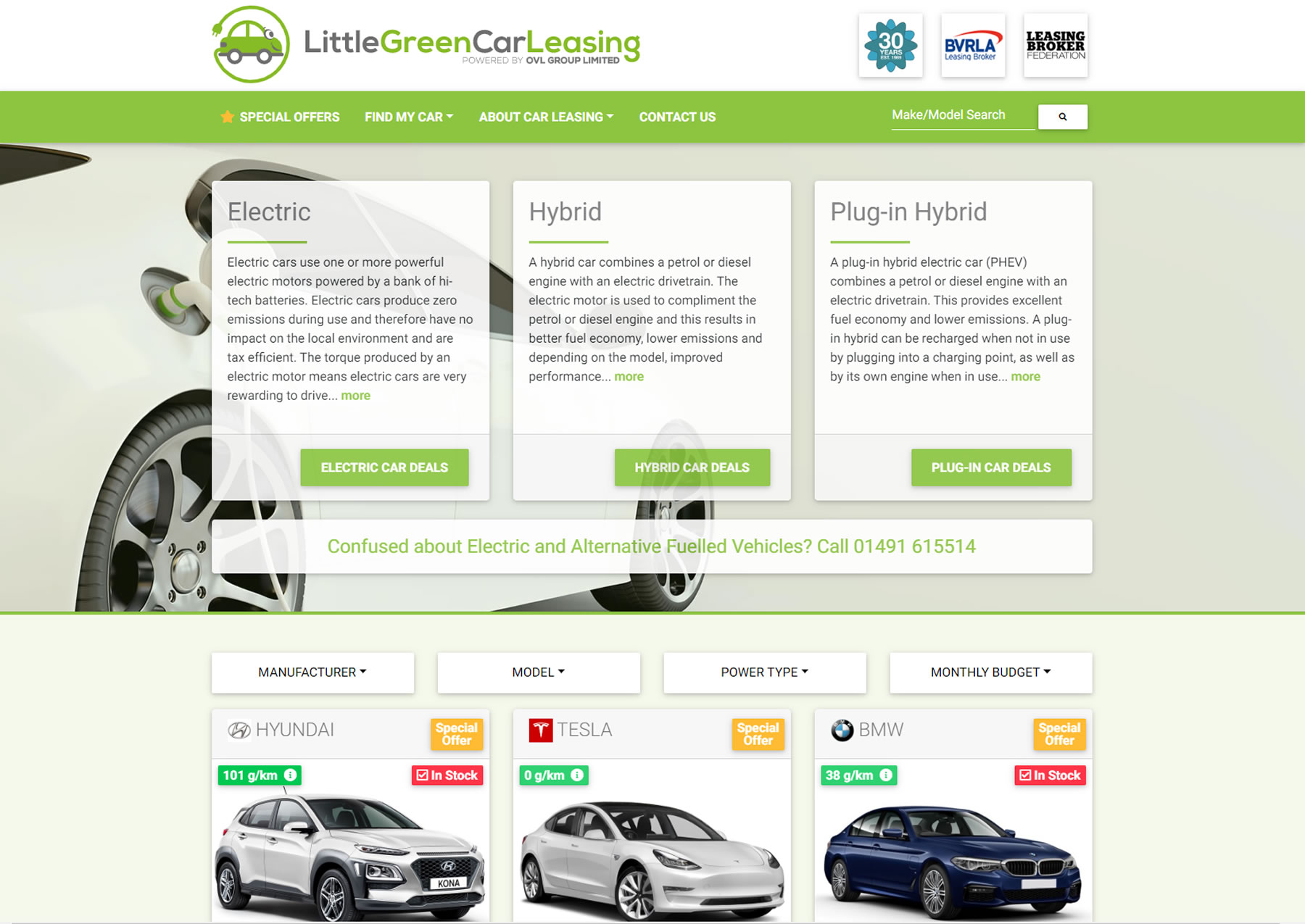 LittleGreenCarLeasing.com
